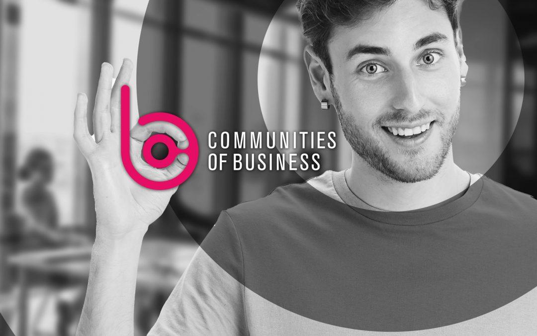 שלב 2: מנהלי קהילות – הפצה ויראלית ורישום מהיר לאירועים, לקבוצות ולמפגשים באפליקציית cob
